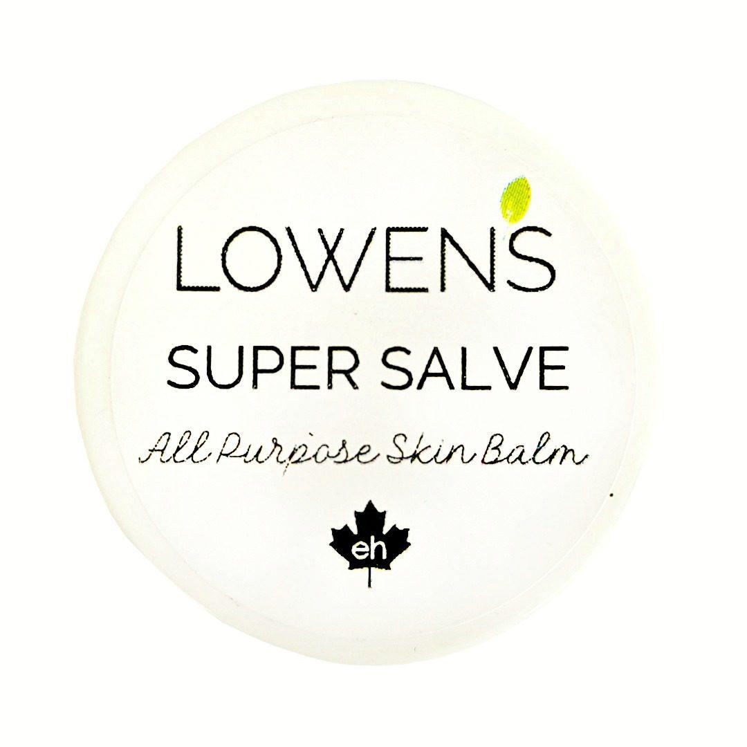 Super Salve – All Purpose Skin Solution