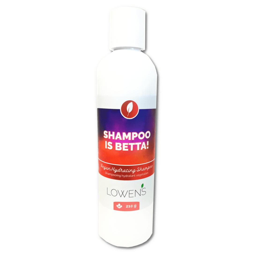 Shampoo Is Betta! Vegan Hydrating Shampoo