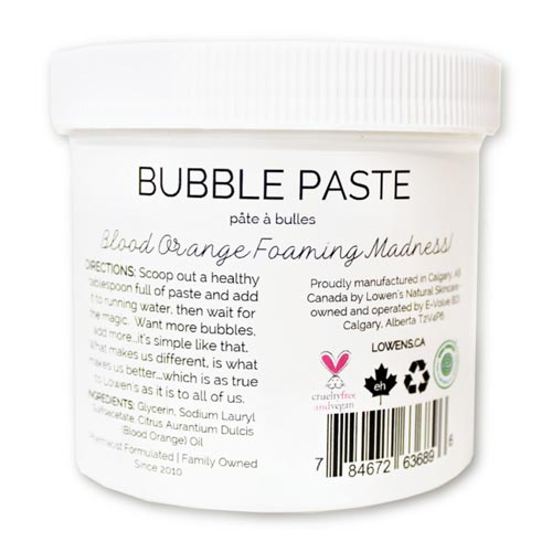 Bubble Paste – Simple Vegan Foaming Madness!