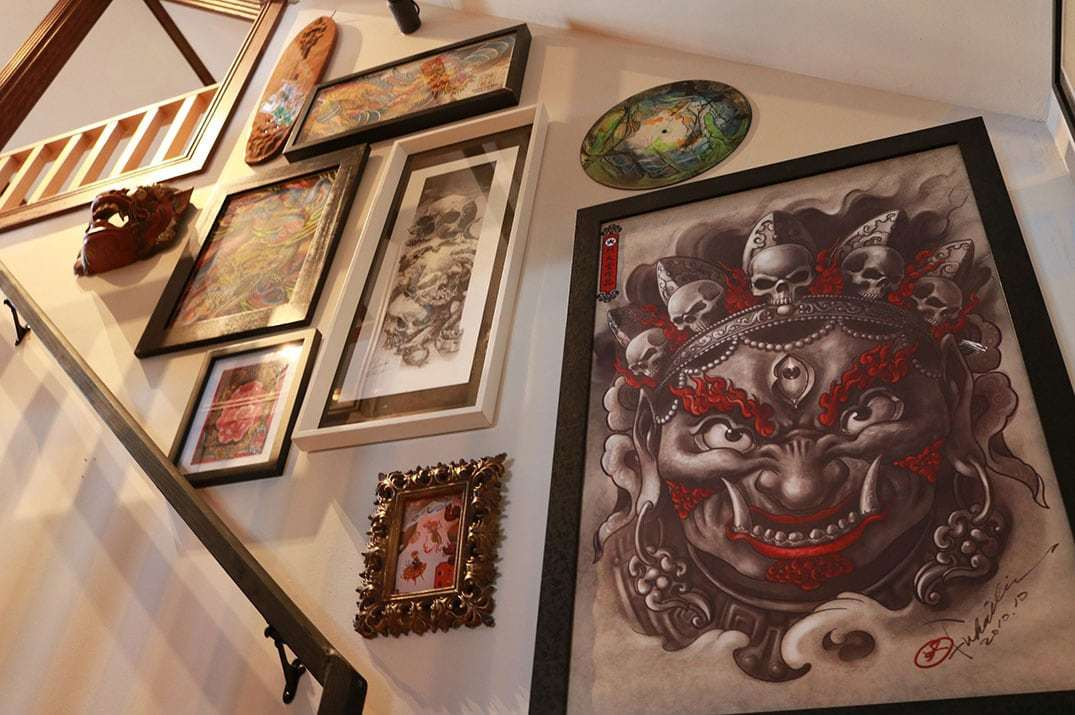 The Old Crow – New Tattoo Parlour In YYC Gives Creative Space To Artists And Makers Alike