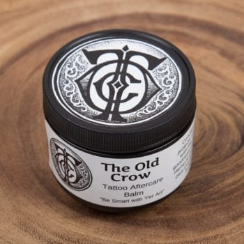 The Old Crow Tattoo Balm
