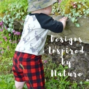 Balsam Clothing Designs Inspired by Nature