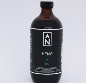True north cannabis hemp seed oil