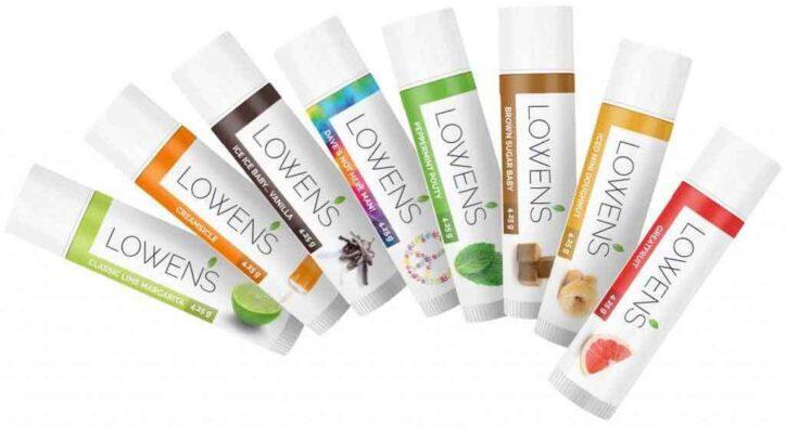 Lowen's Natural Skin Care LOWENS.CA #canadiangreenbeauty #naturalskincare #lipbalms