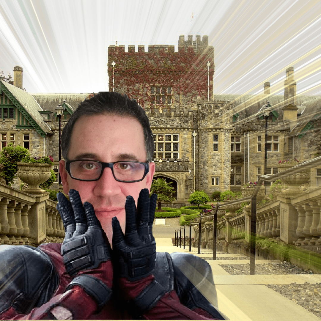 Deadpool Hatley Castle RRU And Lowen's