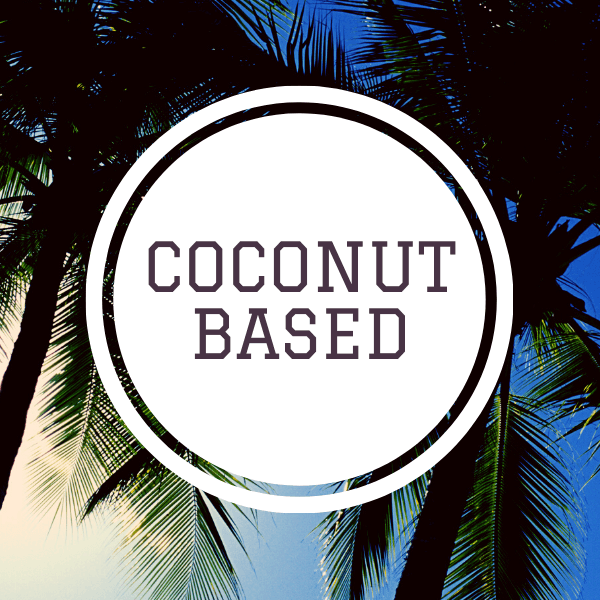Vegan Coconut Based Hair Products
