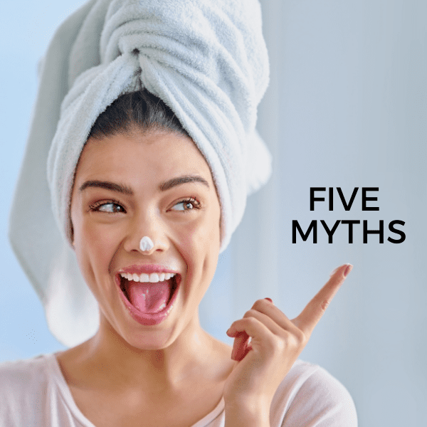 FIVE MYTHS VEGAN SKINCARE