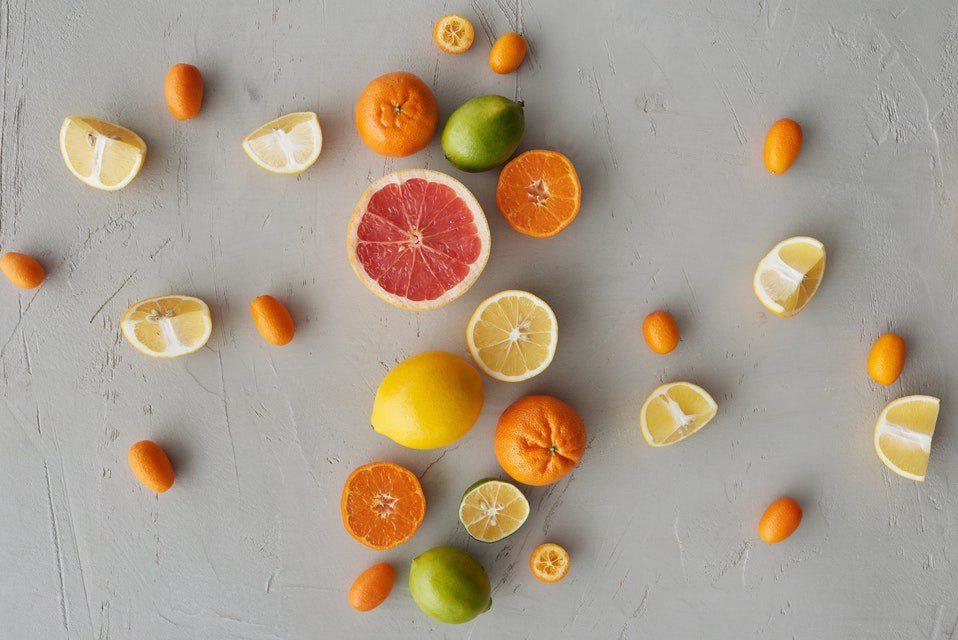 best foods to eat for healthy skin citrus