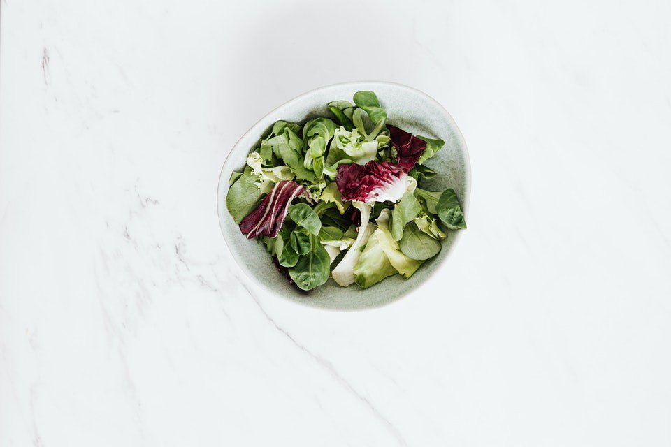 best foods to eat for healthy skin salad